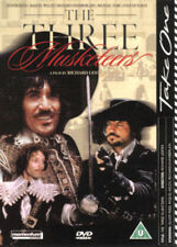 THE THREE MUSKETEERS OLIVER REED RAQUEL WELCH RICHARD CHAMBERLAIN UK DVD L NEW