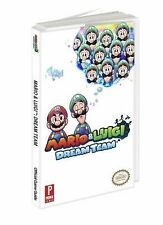 Mario & Luigi: Dream Team: Prima Official Game Guide