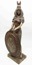 Egyptian Goddess Isis Statue Fertility and Magic Deity Bronzelike Home Decor