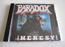 Paradox - Heresy CD