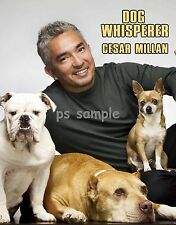 DOG WHISPERER - Cesar Millan - Flexible Fridge Magnet