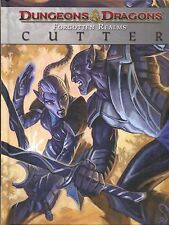 Dungeons & Dragons Forgotten Realms Cutter 1 HC IDW 2013 NM 1st Print 1 2 3 4 5