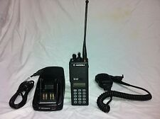 800 MHz Motorola MTS2000 III Smartnet radio W/ Programming Security Police fire