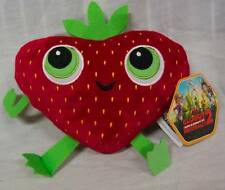 CLOUDY WITH A CHANCE OF MEATBALLS 2 BARRY STRAWBERRY STUFFED ANIMAL Toy NEW