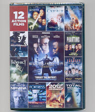 Apocalypse Phantoms Prophecy Faculty Fortress Supernova 12 movies DVDs 19 hours