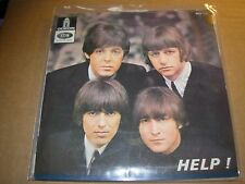"BEATLES help ( rock ) 7"" / 45 - picture sleeve - odeon EP - france - TOP COPY -"