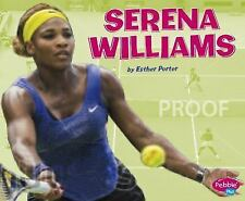 Women in Sports: Serena Williams by Esther Porter (2016, Hardcover)