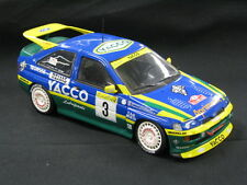 UT Models Ford Escort RS Cosworth 1996 1:18 #3 Bernardini / Occellia (MCC)