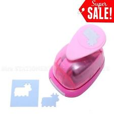 "1""inch Cow Shape Paper Craft Punch Craft Supplies Puncher For Scrapbooking New"