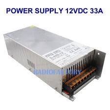 S-400-12 Super Stable Power supply unit 400W DC12V 33AMP ( 10.5 - 13.8V )