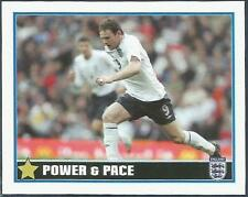 MERLIN-ENGLAND 2006 WORLD CUP- #115-ENGLAND & MANCHESTER UNITED-WAYNE ROONEY