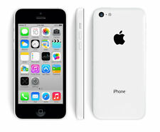 "Apple iPhone 5C 8GB GSM ""Factory Unlocked"" Smartphone - White"