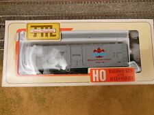 HO SCALE TRAIN MINIATURE 8118 DUBUQUE PACKING CO. REEFER KIT