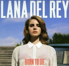 Born To Die: Deluxe Edition - Lana Del Rey (2012, CD NEUF) 602527931081