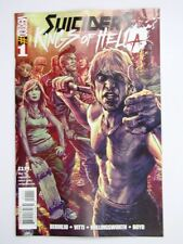 Vertigo Comics: SUICIDERS: KINGS OF HELLA #1 MAY 2016 # 8I68