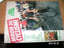 Miroir du cyclisme n°333 Kuiper Hinault Saronni Paris-Roubaix ....