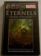 BD MARVEL COMICS - T 48 - LES ETERNELS DESSEIN INTELLIGENT