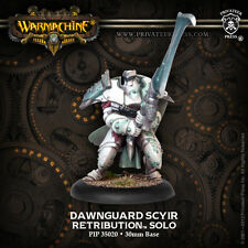 Warmachine BNIB - Scyrah - Retribution Dawnguard Scyir