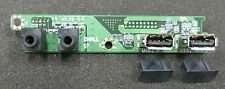 New Dell Optiplex 7010 USFF Front IO Panel USB Audio Board 6236M 06236M