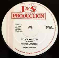 "TREVOR WALTERS - Stuck On You (12"") (VG+/M)"