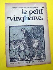TINTIN HERGE PETIT VINGTIEME 1931 NO 41 BON ETAT