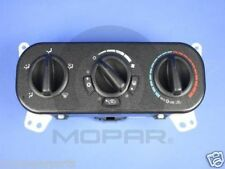 Dodge Caliber Jeep Compass A/C and Heater Control Switch MOPAR 55111874AF OEM