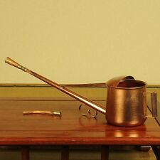 New Japanese Watering Can Copper 1.2L Shower Head with jugs Bonsai F/S