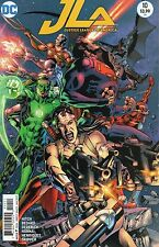 Justice League of America #10 (NM)`16 Hitch/ Bedard/ Various