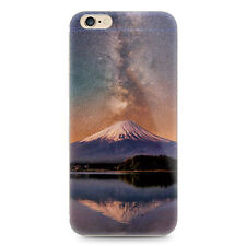 Ultra-Thin Clear TPU Gel Pattern Back Case Cover For Iphone 5 5S 6 6S Plus SE