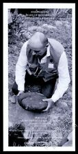 1996 Joseph Beuys photo in the Seychelles Italy gallery vintage print ad