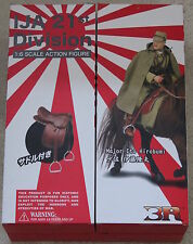 did action figure japanese major ito hirobumi 1/6 12'' boxed hot toy ww11 dragon