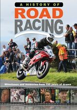 A History of Road Racing (New DVD) Motorcycle Sport Agostini Surtees Duke Woods