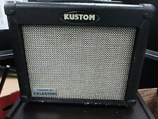 "KUSTOM SOLO 16 16 WATT 1 x 8"" 2 CHANNEL GUITAR COMBO AMP"