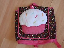 NWOT GIRLS GYMBOREE BACKPACK CUPCAKE