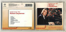 Cd RICHARD CLAYDERMAN Le piano et les hits LineaTre PERFETTO Linea Tre 1990