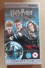 Harry Potter Order of the Phoenix (New and Sealed) Sony PSP UMD Video Movie