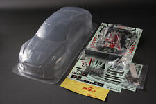 Tamiya #51453 1/10 RC Car Body Parts Set Nissan R35 GT-R Nismo GT1 Sumo Power GT
