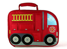Fire Engine shaped insulated lunchbox-BY THERMOS CO.