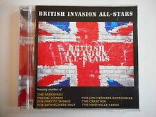 BRITISH INVASION ALL STARS : SHAPES OF THINGS [ CD ALBUM ] ~ PORT GRATUIT