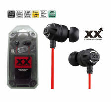 JVC-HA-FX1X. XTREME XPLOSIVES In-Ear Canal Deep Bass Earbuds Headphones