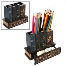 Home Office Desk Table Drawer Organizer Storage Stationery Pencil Holder Book