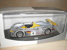 Audi R8 Le Mans 2000 #9 Aiello/McNish/Ortelli in 1:43 von Minichamps