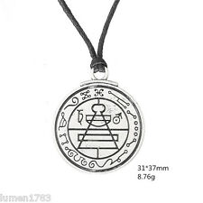 SECRET SEAL OF SOLOMON INFLUENCE GOOD TALISMAN KABBALAH SPIRIT WARD MYSTIC DJINN
