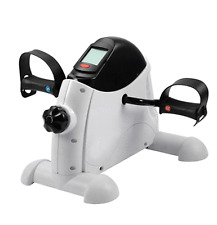 Digital Arms Legs Rehab Stationary Bicycle Bike Pedaler With Computer Timer LCD