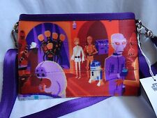 NWT Disney Harveys Hipster Star Wars Cantina A Wretched Hive Hip Pack by Shag