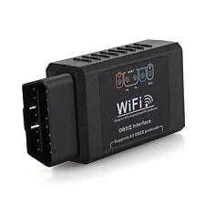 Wireless Wifi Scanner OBD2 OBD II Diagnostic Reader for Android iPhone