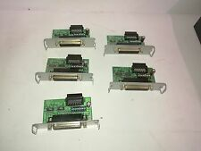+ 5x IBM  POS printer 4610 RS232 Card