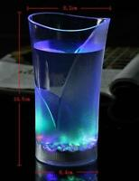 LED Flashing Cup Wine Drink Blinking Light-up Cup Cup Bar Party Club Mug Cup