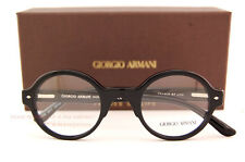 Brand New Giorgio Armani Eyeglass Frames AR 7068 5017  Black Men SZ 46
