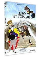 """DVD """"Le Roi et l'Oiseau"""" - Paul Grimault  NEUF SOUS BLISTER"""